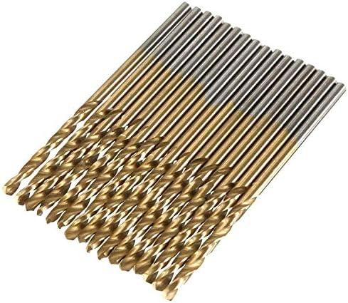 HSS TiN Metallbohrer 8,5 mm 1-10 Stück 10 Stück