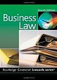 Business Lawcards, Cavendish Publishing Staff, 1845680227
