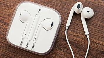 1e2536761ab New Original Genuine Apple Iphone 5 5S 5C 6 6P EarPods Earphones Remote/Mic  NEW