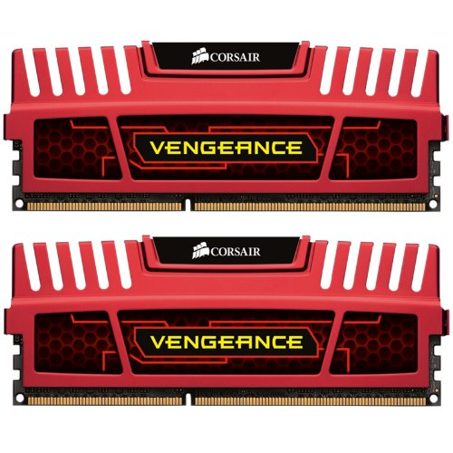 CORSAIR Vengeance 16GB (2 x 8GB) 240-Pin DDR3 SDRAM DDR3 1600 (PC3 12800) Desktop Memory Model ()
