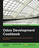 Odoo Development Cookbook Front Cover