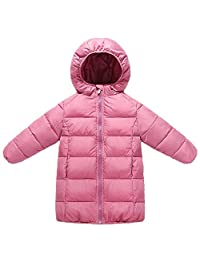 QJH New Boys Girls' Outerwear Jacket Coat(More Colors Available)