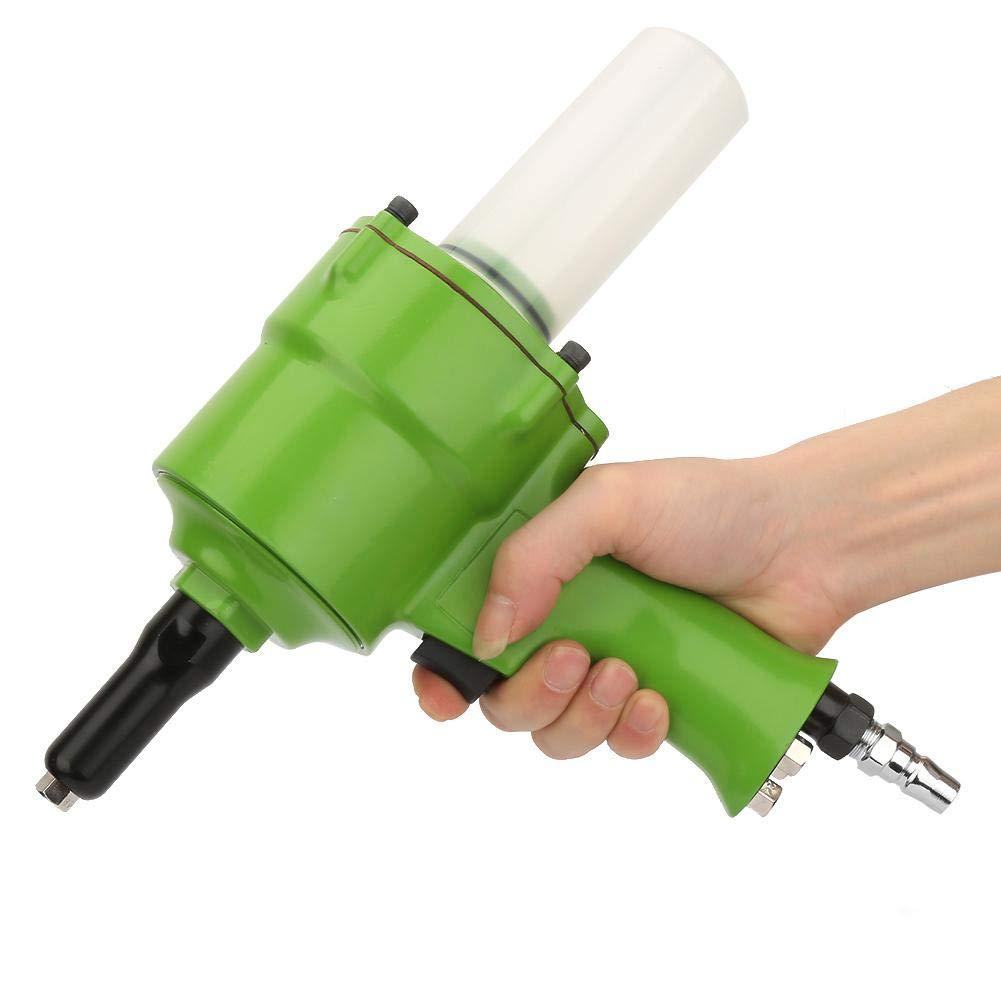 Neum/ático Remachador Hidr/áulico Neum/ático Pistola Remachadora Herramienta de Remachado de Clavos Industrial de Aire 18mm