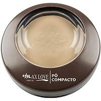 Pó Compacto Facial Max Love - Cor 10 Morena