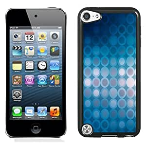 New Personalized Custom Designed For iPod Touch 5th Phone Case For Bright Blue Dots Phone Case Cover