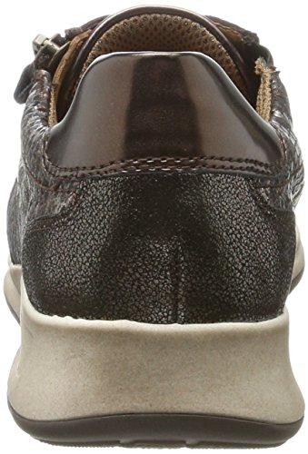 Ara Dame Osaka Sneaker Brun (sjov, Bronce / Lava)