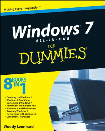 Windows 7 All-in-One For Dummies Reader