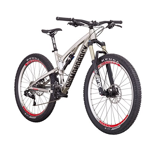 Diamondback Bicycles Catch 1 Complete Ready Ride Full Suspension Mountain Bicycle, 17