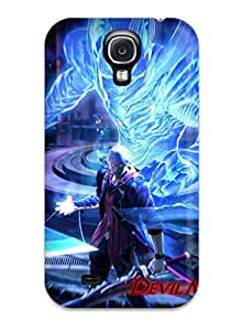 Eric S Reed Case Cover Protector Specially Made For Galaxy S4 Devil May Cry