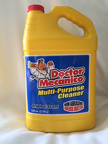 Doctor Mecanico Multi-Purpose Cleaner + Degreaser 128 oz-Original Scent Protect - Multi Purpose Degreaser