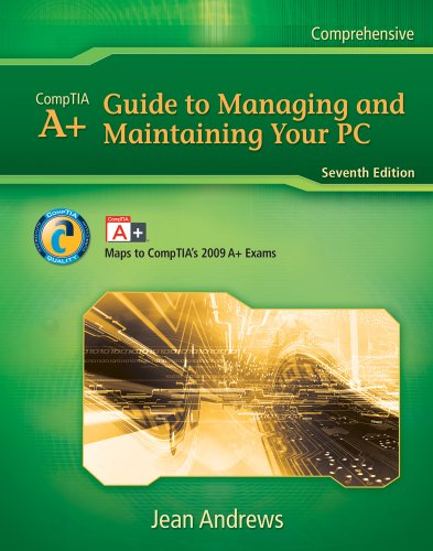 Bundle: A+ Guide to Managing & Maintaining Your PC, 7th + LabConnection Online Printed Access Card