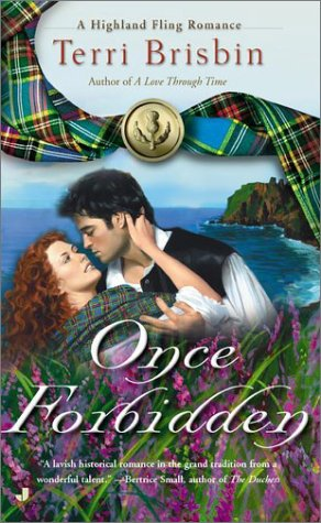 book cover of Once Forbidden