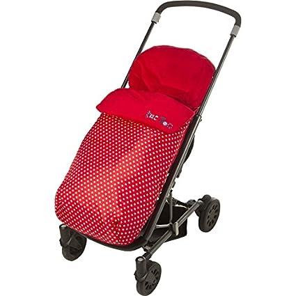 Tuc Tuc 06588 - Saco, color rojo