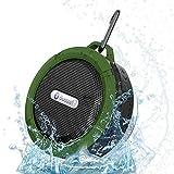 BlueBeach Waterproof Shower Speaker Wireless Bluetooth Speakerphone Handsfree Built-in Mic Portable for Bathroom / Car / Outdoor Activities