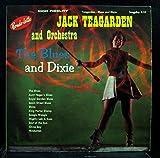 JACK TEAGARDEN THE BLUES AND DIXIE vinyl record