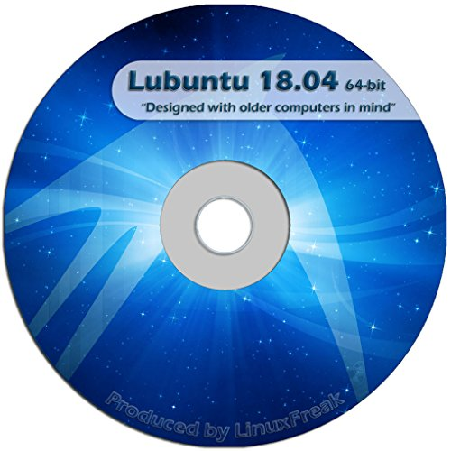 Lubuntu Linux 16 04 DVD Official product image