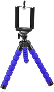 TOPTOO Octpus Phone Tripod Table Stand with Phone Clamp Compatible with iPhone HUAWEI Samsung