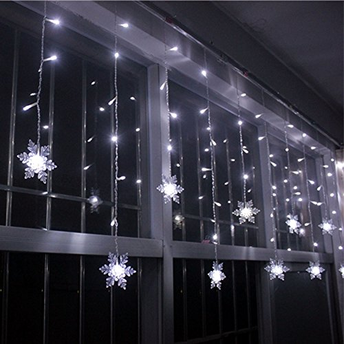 Icicle Starry String Lights