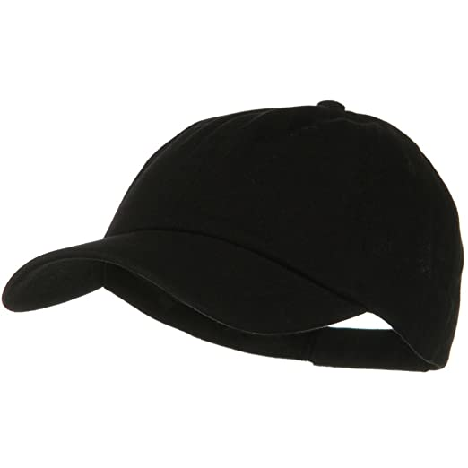 951c135f Otto Caps Solid Brushed Cotton Twill Low Profile Cap - Black at Amazon Men's  Clothing store: Baseball Caps