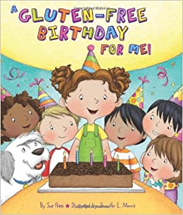 Buy A Gluten Free Birthday For Me Book Online At Low Prices In