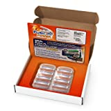 #7: Gillette Fusion Power Razor Blade Refills for Men (8 Count), Mens Razors / Blades