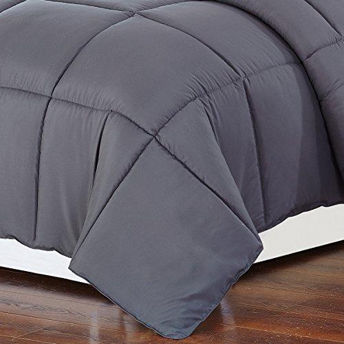 Polyester Medium Warmth Down Alternative Comforter Duvet Insert Twin (68