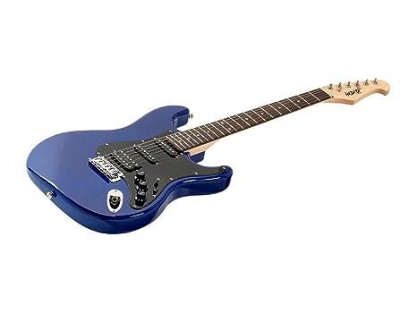 Monoprice Indio Cali Guitarra eléctrica clásica Izquierda: Amazon ...