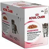 Royal Canin - Kitten Instinctive en gelée pour chaton - 12 sachets de 85g