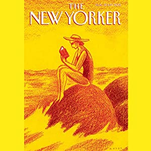 The New Yorker, August 12th & 19th 2013: Part 1 (Sarah Stillman, Elif Batuman, Hendrik Hertzberg) Periodical