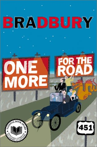 book cover of One More for the Road