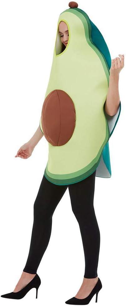 NET TOYS Divertido Disfraz de Aguacate - Verde - Original Outfit ...