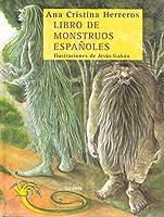 Libro De Monstruos Españoles (Las Tres