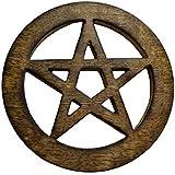 "Pentagram altar tile 4"" *"