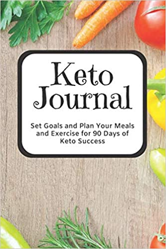 90 Day Keto Tracker (6 x 9 - purse sized)