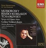 Mussorgsky: Tchaikovsky