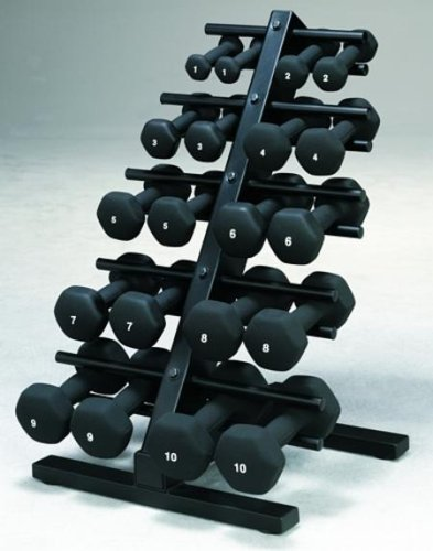 VTX 10 Pair Dumbbell Rack by Troy Barbell