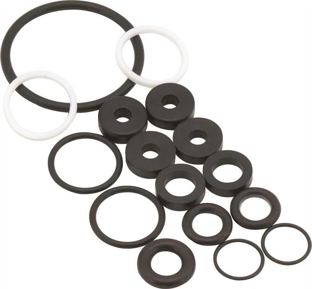 POWERS PROCESS CONTROLS 900-030 Washer Kit