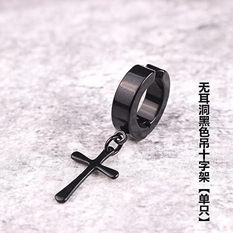 Black Cross Hanging