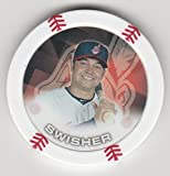 2014 Topps Poker Chipz Nick Swisher Cleveland Indians