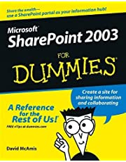 Microsoft SharePoint 2003 For Dummies