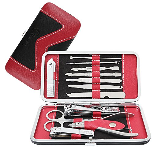 Oxeely 12 in 1 Professional Stainless Steel Nai...