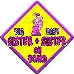 (SUN) BIG SISTER + BABY SISTER ON BOA...