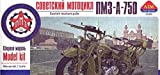 TIZ-AM-600 SOVIET MOTORCYCLE 1/35 AIM FAN MODEL 35001