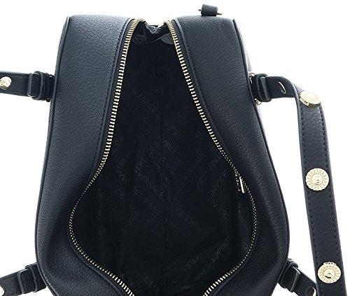 LxWxH Borsa E1VRBBL7700378 cm mano Jeans Versace 25x15x17 per a donna NERO vRqORAaw