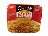 Nissin Chow Mein Q&E Chicken, 4-Ounce Units (Pack of 8)