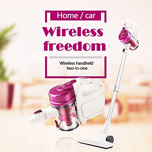 Professional Lightweight 2-in-1 Cordless Hand Vacuum Portable Handheld Vacuum Cleaner for Home Office Car US STOCK by Mewalker (Image #9)