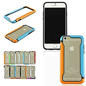 Voberry Fashion Soft Bumper Protective TPU Frame Case for iPhone iPhone 6G 4.7'' (8)