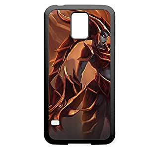 Shyvana-001 League of Legends LoL For Case Iphone 6 4.7inch Cover - Hard Black
