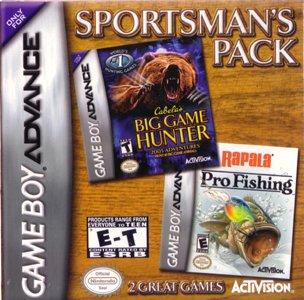 (Sportsman's Pack: Cabela's Big Game Hunter / Rapala Pro Fishing)