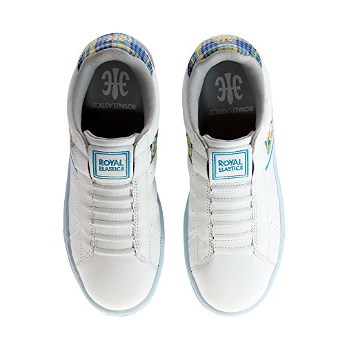 Royal Alpha Icon Sneakers White for Women Elastics White vxvB7P